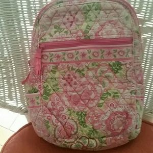 Vera Bradley backpack purse!
